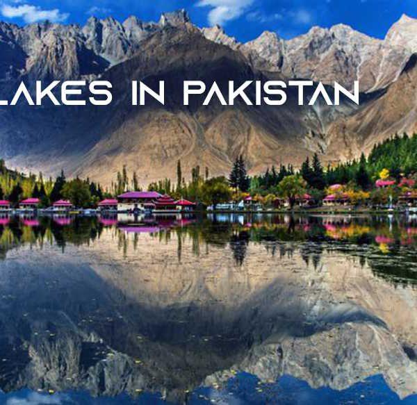 top lakes in pakistan