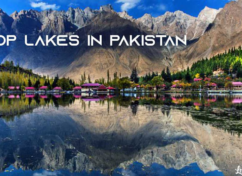 top lakes in pakistan